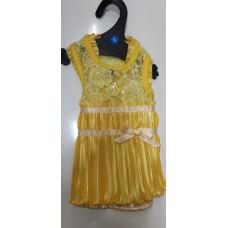 Платье Кокетка с кружевом S модель 119 (25см)