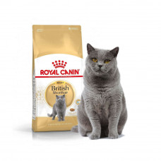 Royal Canin Adult British Shorthair 2кг для британских кошек, Роял Канин для кошек