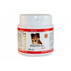 POLIDEX 150 Polivit-Ca plus витамины д/собак  (поливит Кальций)