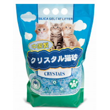 Hakase Arrekussu Crystals Fresh Active силикагель,7,6л