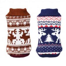 Свитер Рождественская зима в ассортименте, размер S (20-21)