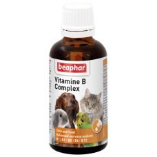 Витамины Beaphar Vitamine-B-Komplex д/животных 50 мл