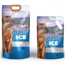 Savanna Ice Лимон 8 л силикагелевый наполнитель , Саванна