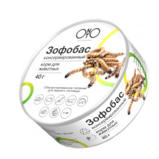 Зофобас консервированный Onto