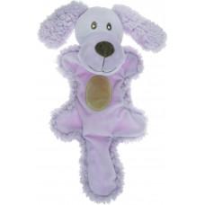 Aroma Dog Собачка с хвостом 25см сиреневая