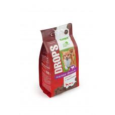 TitBit Дропсы с мясом телятины 100 г , Титбит лакомства для собак