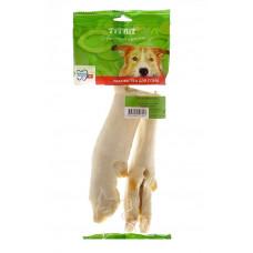 TitBit Нога баранья, 18 см, 2 шт. 166 г , Титбит лакомства для собак