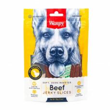 Wanpy Dog Lamb 100г соломка из вяленой говядины