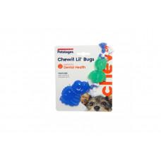 Petstages игрушка для собак мини Орка жуки,15 см пара