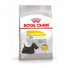 Royal Canin Mini Dermacomfort 3кг для собак с чувствительной кожей