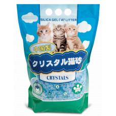 Hakase Arrekussu Crystals Fresh Active силикагель,3.8л