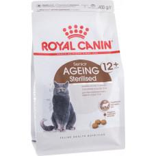 Royal Canin Senior Ageing Sterilised 12+ 400г для стерилизованных кошек старше 12 лет