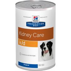 Hill's k/d 370 г для собак лечение почек, , Хилс для собак (консервы)