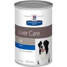 Hill's L/D 370 г для собак лечение печени , Хилс для собак (консервы)