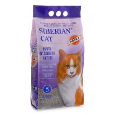 Сибирская Кошка Прима 5л Комкующийся наполнитель