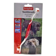 Зубная щетка двойная для собак 66 г