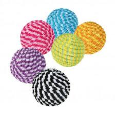 Trixie игрушка мяч спиральный 4 см