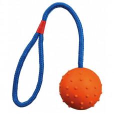 TRIXIE Мяч на веревке 30см
