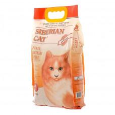 Сибирская Кошка Оптима 10л Комкующийся наполнитель