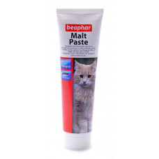 Beaphar Malt Paste 100 г Паста для вывода шерсти из желудка, , Беафар , Беафар для кошек