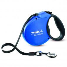 Рулетка TRIOL Flexy Standart Soft Tape S Blue 5 м до 15 кг,лента