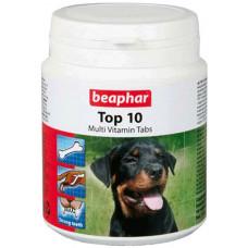 Витамины для собак с L-карнитином, 180 шт., Top 10 for Dogs 147 г , Витамины для собак для общего им