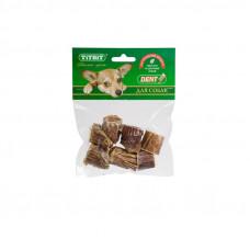 TitBit Колечки из пищевода 28 гр , Титбит лакомства для собак