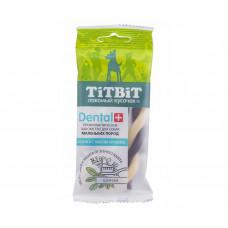 TitBit Dental Снек с кроликом для мелких пород,40 гр