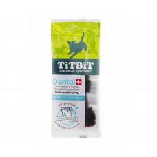 TitBit Dental Снек с говядиной для мелких пород,40 гр