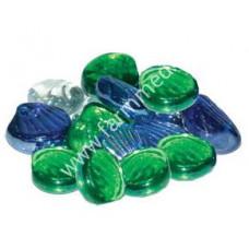 Грунт ТРИТОН стекло №103 Ракушки цветные мини