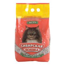 Сибирская Кошка Экстра 3л Впитывающий