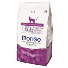 Monge Cat Adult Chicken для взрослых кошек 400г, Монж для кошек