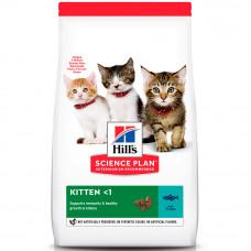 Hill's SP Kitten Tuna 300г для котят с тунцом