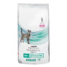 Pro Plan EN Gastrointestinal 1,5кг для взрослых кошек при лечении ЖКТ, Проплан для кошек