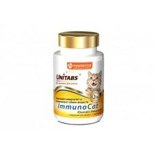 Unitabs ImmunoCat 120таб Укрепляет иммунитет и нормализует обмен веществ , Юнитабс для кошек