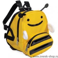 """Triol Рюкзак шлейка MINI-DOGS для собак мелких пород""""Пчелка""""М,170*150*170мм,обхват груди 450-550мм"""