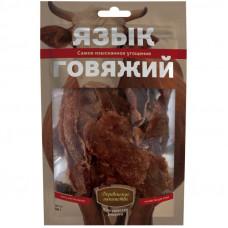 ДеревЛак. д/собак Язык говяжий 50г