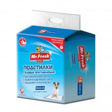 Mr.Fresh Expert regular пеленки 90*60 16 шт
