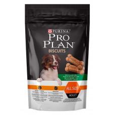 ProPlan Dog бисквит с ягненком и рисом 400гр , Проплан лакомства для собак