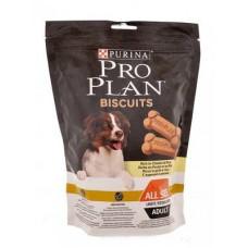 ProPlan Dog бисквит с курицей и рисом 400гр , Проплан лакомства для собак