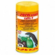 Sera Raffy P Основной корм для водяных черепах 250 г