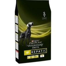 Pro Plan PVD Canin HP Hepatic 3кг для взрослых собак и щенков при нарушениях функций печени