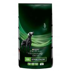 Pro Plan PVD Canin HA Hypoallergenic 3кг для щенков и взрослых собак при аллергических реакциях