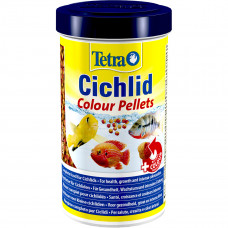Tetra Cichlid Colour Pellets 500мл