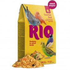 Rio для волнисых попугаев Гурмэ корм 250гр
