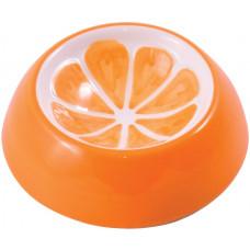 Миска  Апельсин 10мл керам. для грызунов