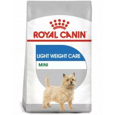 Royal Canin Mini Light Weight Care 1кг Профилактика избыточного веса Для взрослых собак мелких пород