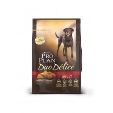 Pro Plan Duo Delice Adult Rich in Beef 10кг для взрослых собак средних и крупных пород с говядиной