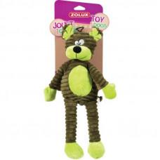 Медведь, игрушка плюшевая, 25 см, зеленая Zolux , Золюкс