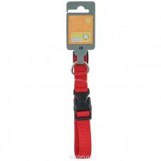 Hunter Smart Ecco XS ошейник для собак (23-34) нейлон красный